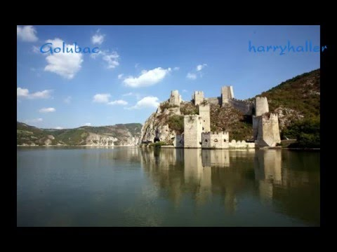 Medieval fortresses in Europe (Serbia)