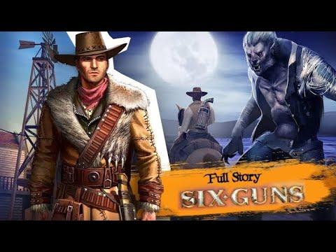 Download Six Guns(Gameloft) Full Story