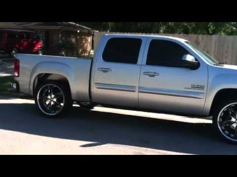 Gmc Sierra 24 Quot Youtube