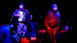 Death in June - Leper Lord - Madrid - 15/12/2014