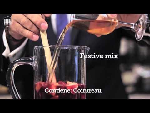 Ibérica Restaurants | Cocktails Series | Festive Sangría