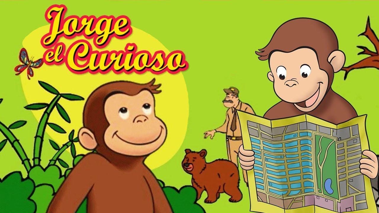 Jorge el Curioso, Capítulos completos español, Jorge el Curioso ...