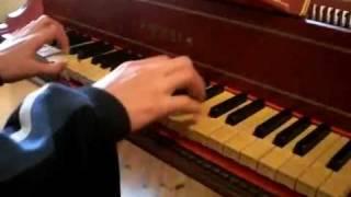 Mozart's march from Amadeus on harpsichord (Non più andrai farfallone amoroso - Le nozze di figaro)