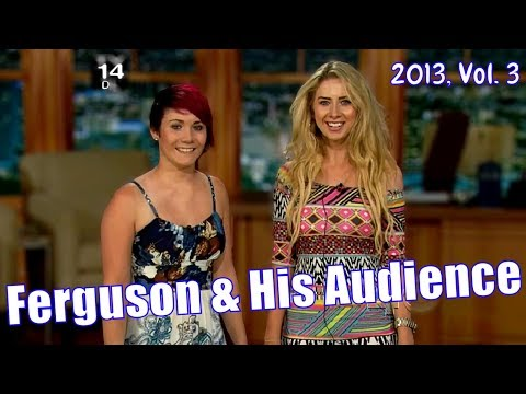 Craig Ferguson & His Audience, 2013 Edition, Vol. 3 Out Of 3