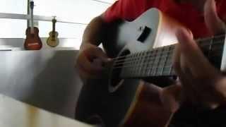 Người ra đi vì đâu - Phạm Khánh Hưng (guitar cover by Thọ tic)