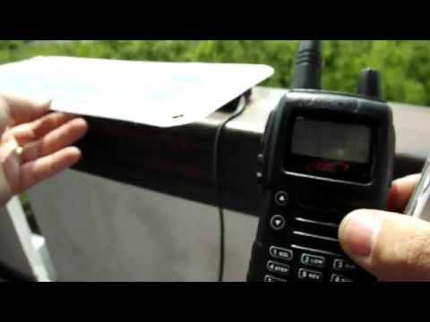Direkt napelemről rádiózás