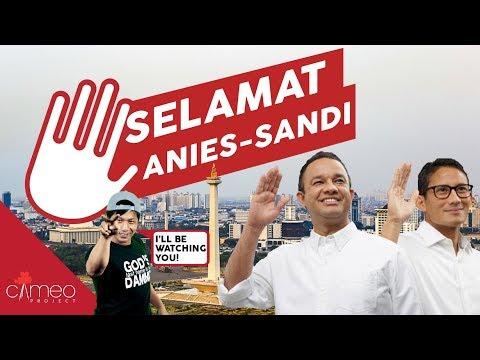 SELAMAT ANIES - SANDI