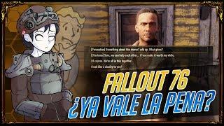 Fallout 76: ¿Ya vale la pena?