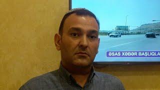 """""""İsrail Azərbaycan hüquq eksperti İsmayıl Zalov Ehram Məcidov haqqında açıqlaması"""""""