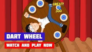 Dart Wheel · Game · Gameplay