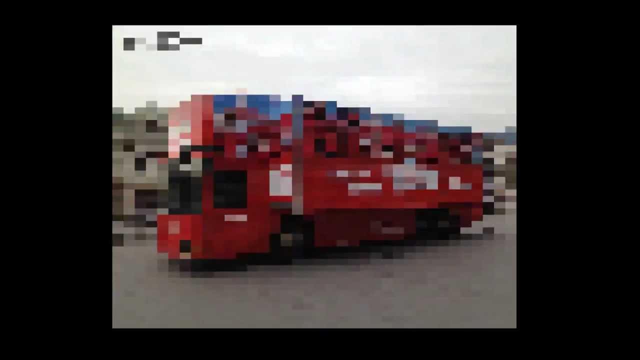 Autobus publicitario de petaca Eroski, ipm3000, ideas y proyectos moviles