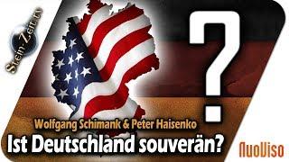 Ist Deutschland ein souveräner Staat? - Wolfgang Schimank & Peter Haisenko bei SteinZeit