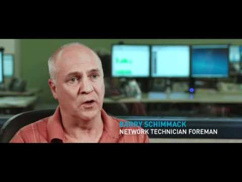 Alaska Communications Integrated Network Management Center Tour