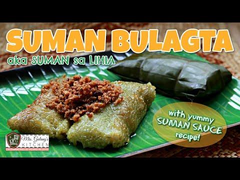SUMAN BULAGTA or SUMAN sa LIHIA (Mrs.Galang's Kitchen S6 Ep6)