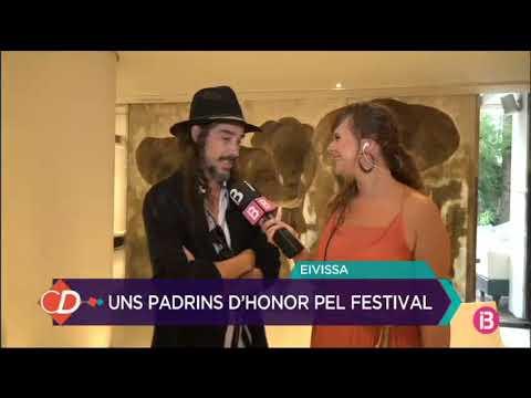 Parlam amb Óscar Jaenada, padrí de l'Ibiza Film Festival part 2