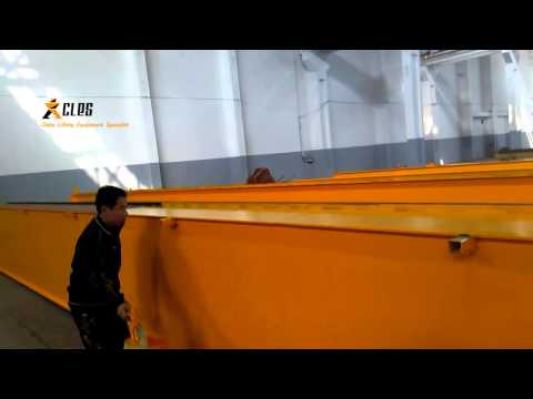 How To Make An Overhead Crane?- Primer Painting And Finish Coat Painting