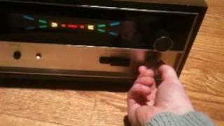 Sansui RA-500 Reverberation Amplifier