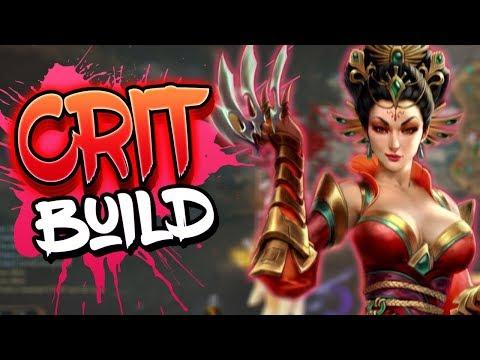 Smite: Crit Daji build - THERE WE GO ITS DONE NO MORE DAJI!