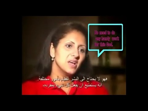 Arab sunni Muslim girl encounter with Lord Jesus...Beautiful Testimony