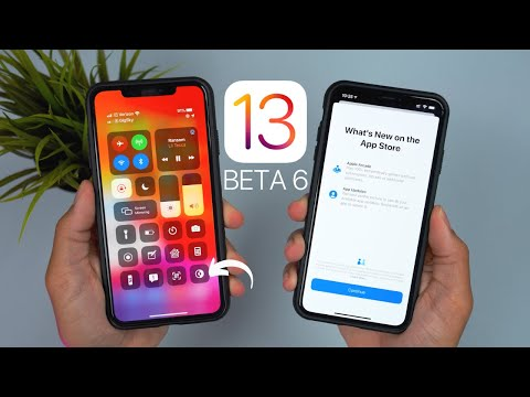 IOS 13 Beta 6 Released! New Features + Changes!