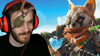 Biomutant - New Game LIVE