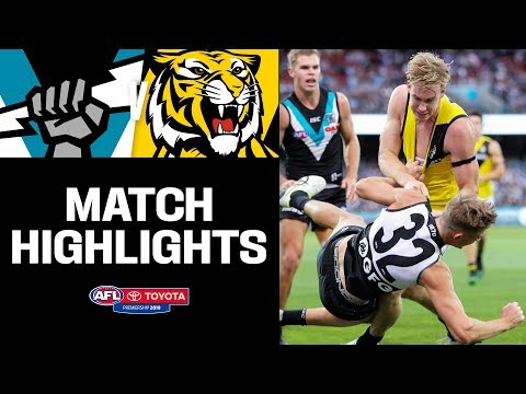 Controversy reigns in nail-biter | Port Adelaide v Richmond Highlights | Round 4, 2019 | AFL