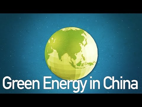 GREEN ENERGY IN CHINA