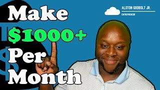 7 Ways To  Make $1000 A Month Passive Income