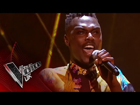 Mo performs 'Don't You Worry Child': The Final | The Voice UK 2017