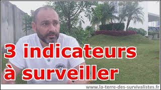213 - 3 indicateurs à surveiller pour anticiper l'effondrement