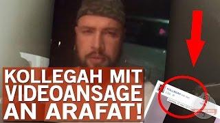 Kollegah jetzt mit der ersten Video-Ansage nach Arafats Drohungen! | Aktuell!