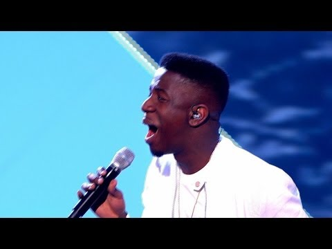 Jermain Jackman performs 'Without You' - The Voice UK 2014: The Live Semi Finals - BBC One