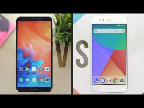 Huawei Mate 10 Lite vs Xiaomi Mi A1 [Urdu/Hindi]