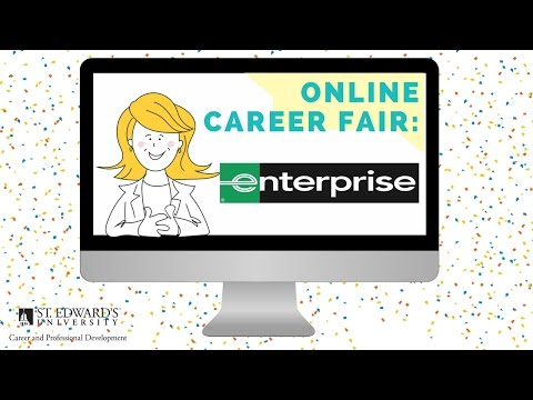 Enterprise: Just in Time Online Career Fair Spring 2017