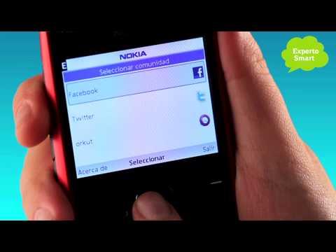 Nokia X2-01 - Cómo Configurar Facebook