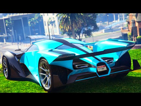 GTA 5 Online 3 NEW SECRET CARS IN THE FINANCE & FELONY DLC! Grotti Prototipo, Pfister 811 & Seven70