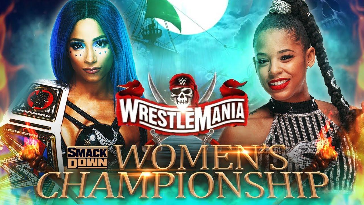 WWE Wrestlemania 37 (Night 1) - Dream Match Card Predictions - YouTube