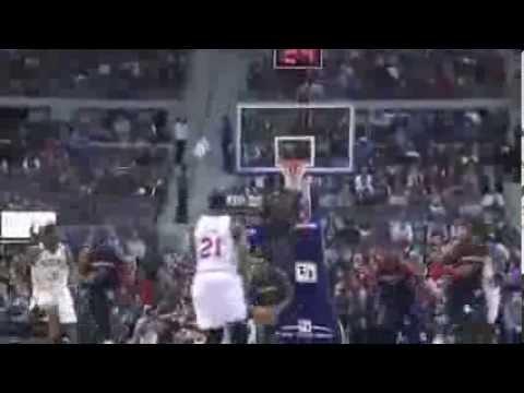 On the Break   Philadelphia Sixers vs Detroit Pistons   December 1, 2013   NBA 2013-14 Season