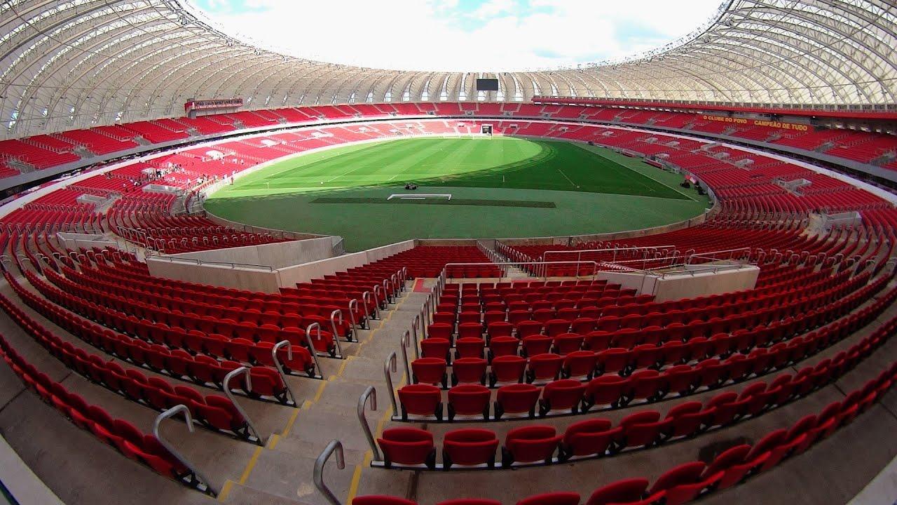 Estádio Beira Rio em Detalhes! ( Agosto 2014 ) - YouTube