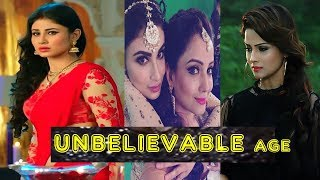 Real Age!! Nagini 2 Mouni Roy & Adaa Khan  #Nagini Heroines #Tamil Cinema News