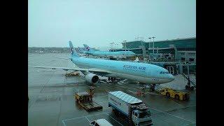Мои авиа покатушки на Ту-154, ИЛ-96, Boeing 737. Путь в Южную Корею