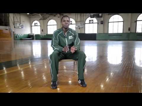 Bronx Community College: Oshae Miller 2014 Scholar Athlete of the Year