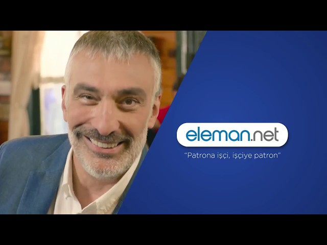 Eleman.net Patrona İşçi, İşçiye Patron Reklam Filmi Serisi 2