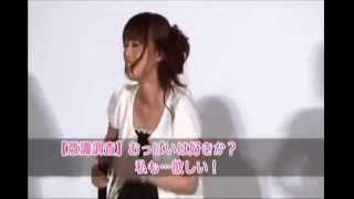声優の梶裕貴さんと日笠陽子さんのトークです。 日笠www感情がすごく...