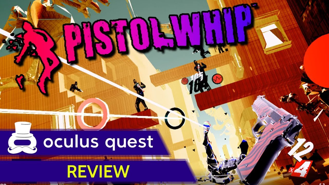 Pistol Whip Review | Oculus Quest