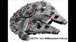 Top 10 Biggest Lego Sets In The World