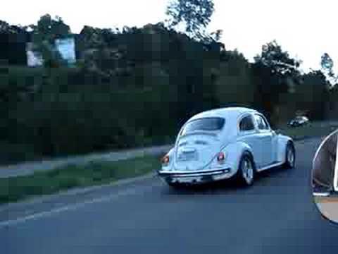 VW Fuscão 1971 Fuchs Wheels(VIDEO2)