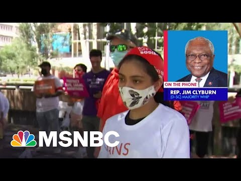 Clyburn: 'Nothing Is More Private' Than The Decision To Have An Abortion