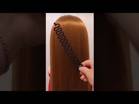 girls-accessory-hairstyle-trick/-new-year-2021-hairstyle-/-#shorts