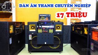 JBL 1005 Pro - Dàn Âm Thanh Karaoke Chuyên Nghiệp  ✅ | Loa kẹo kéo di động hay nhất